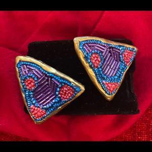 Great handmade earrings